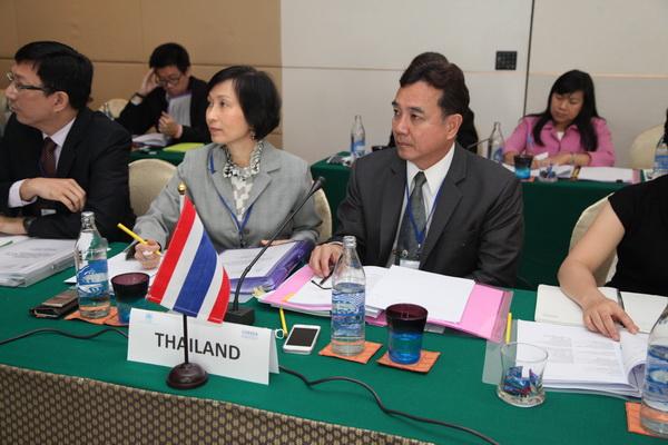 ทช.จัดประชุม Extra-ordinary Meeting of COBSEA (IGM)