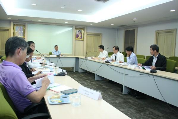 ทช.ประชุมคณะกรรมการบริหารเงินหมุนเวียนสถานแสดงพันธุ์สัตว์น้ำ
