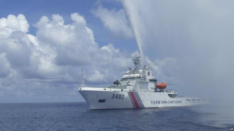 'จีน - อาเซียน' บรรลุข้อตกลงจัดทำร่างระเบียบปฏิบัติทะเลจีนใต้