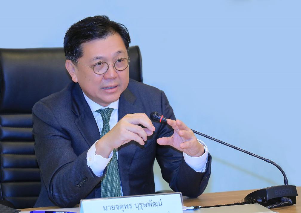 อทช. ประชุมคณะทำงานเตรียมการจัดการประชุมอาเซียน เรื่อง การจัดการปัญหาขยะทะเล