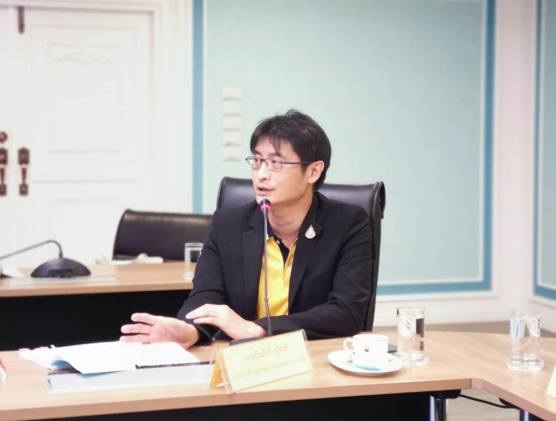 ทช. ประชุมเข้มงานด้านบริหารจัดการทรัพยากรทางทะเล