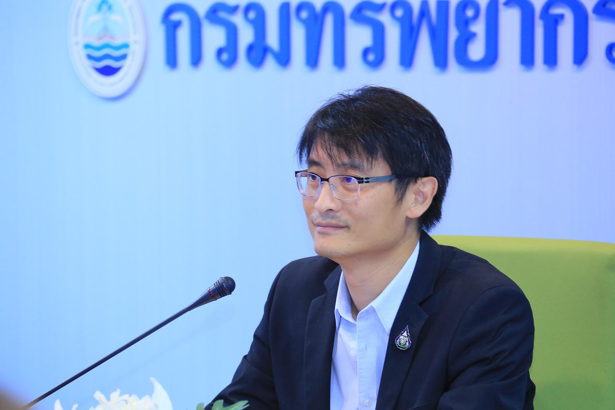 ทช. จัดประชุมหารือแนวทางการป้องกันและแก้ไขปัญหาการกัดเซาะชายฝั่งทะเล 23 จังหวัด