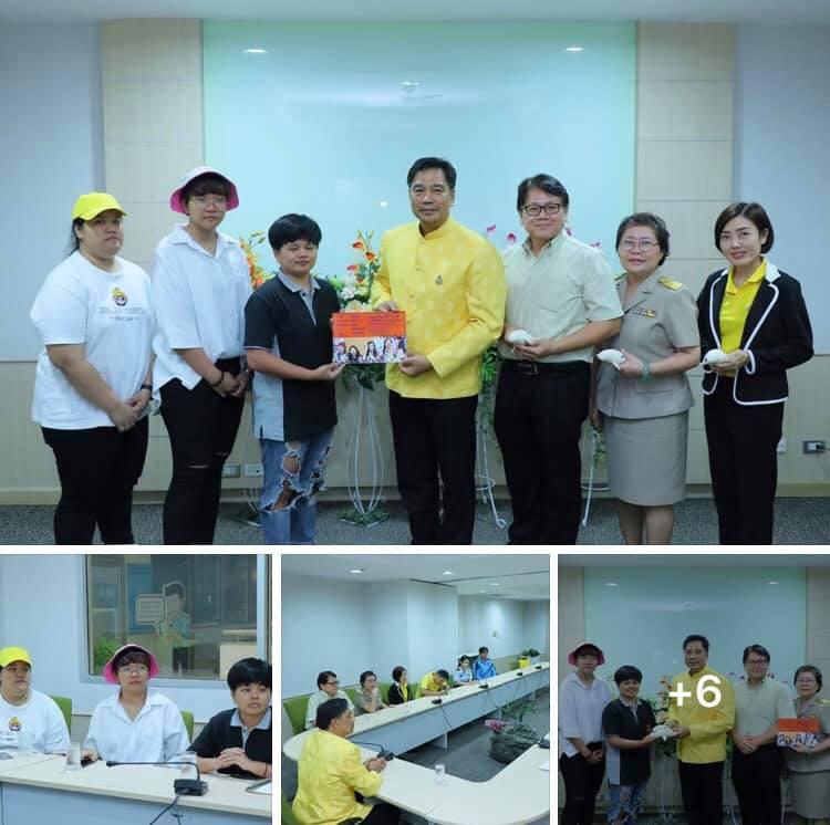 ขอบคุณน้องๆ แฟนคลับ BNK48 ตั้งใจมอบเงินสมทบสวัสดิการ กรม ทช. เพื่อร่วมอนุรักษ์ทะเลไทย