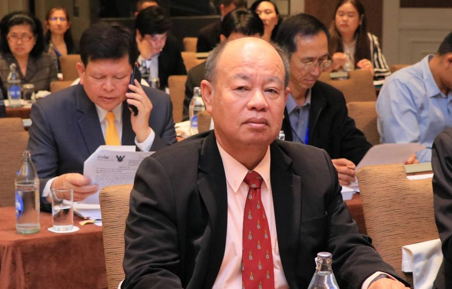 ทช. ร่วมเสวนาการขับเคลื่อนกลุ่มอนุรักษ์ทรัพยากรธรรมชาติของวุฒิสภาไทย
