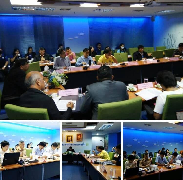 ปรับแผนการสำรวจ ฟื้นฟูปะการังและหญ้าทะเลไทย