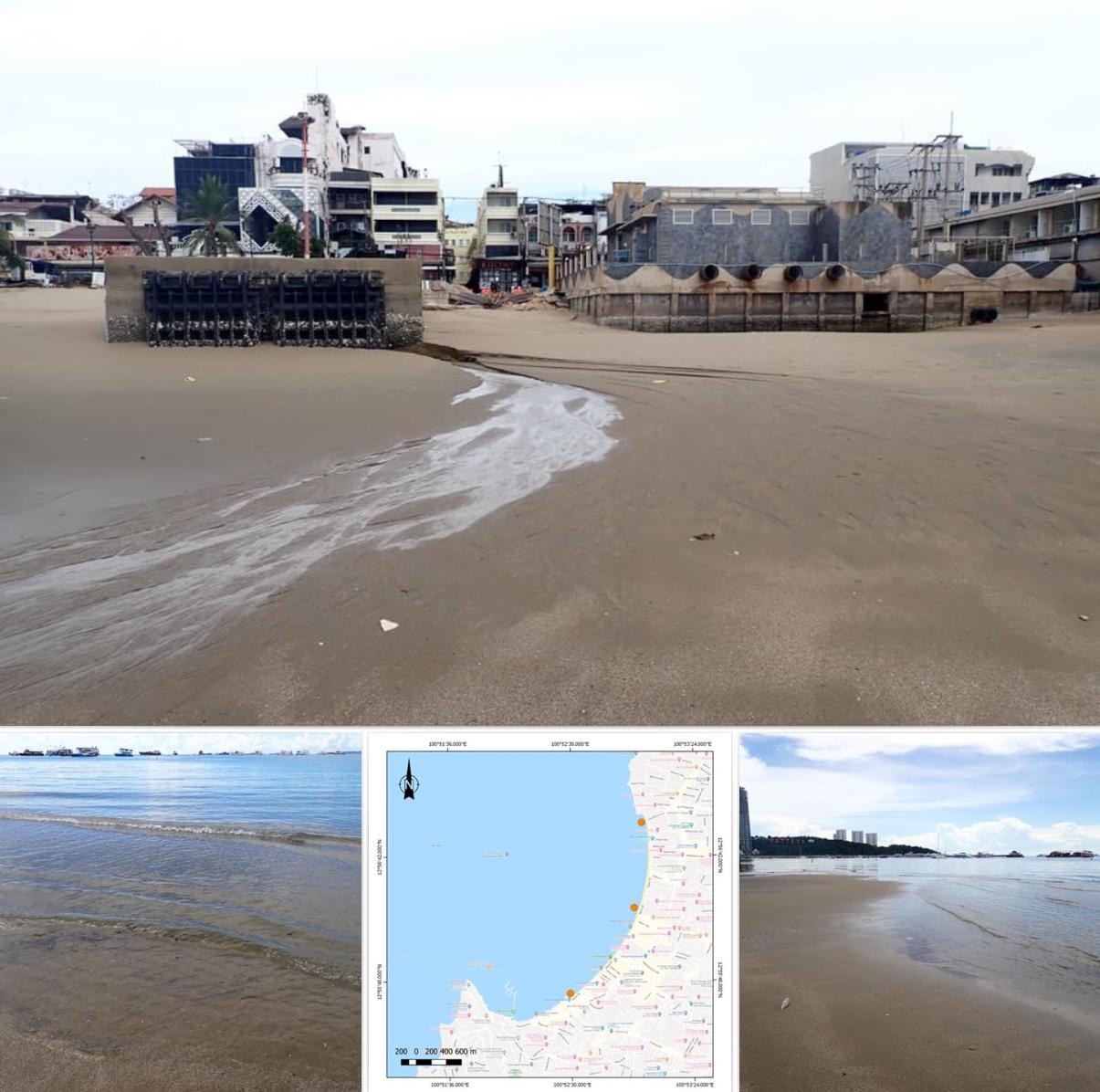 ตรวจสอบน้ำทะเลอ่าวพัทยา ยังอยู่ในเกณฑ์มาตรฐาน