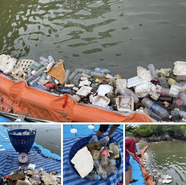 ชวนอาสาสมัครพิทักษ์ทะเลคุระ เก็บขยะปากคลองคุระบุรี