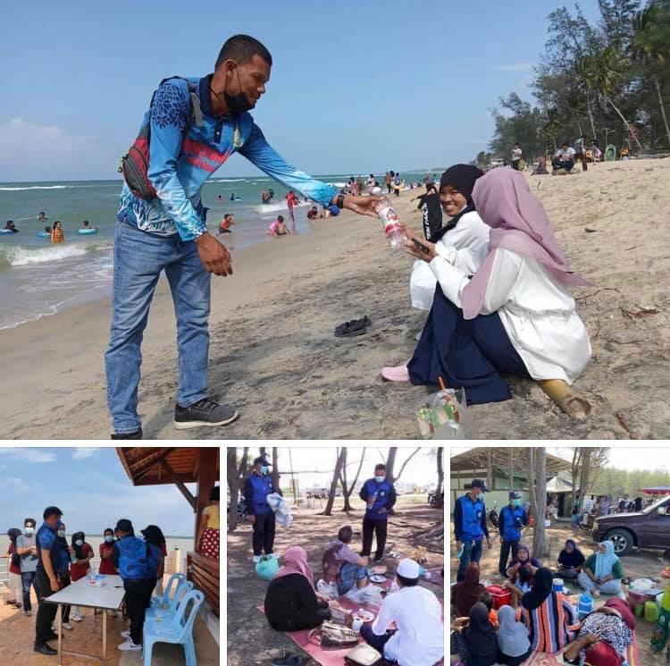 ทะเลอ่าวไทยชายแดนใต้ นักท่องเที่ยวปลอดภัยไร้เหตุร้าย