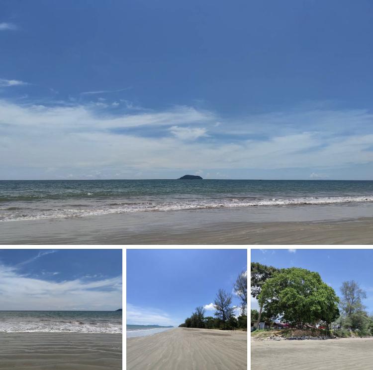 พาสำรวจชายฝั่งหาดอ่าวเคย อ่าวคลองเรียน ทะเลพังงา สวยสงบเงียบ