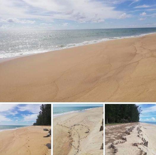 ติดตามตรวจสอบชายหาดหน้าวัดท่าไทร ไม่พบกัดเซาะ