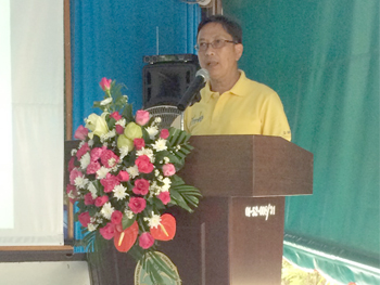ทช.บรรยายสรุปผลการดำเนินงานด้านการป้องกันดูแลสัตว์ทะเลหายาก