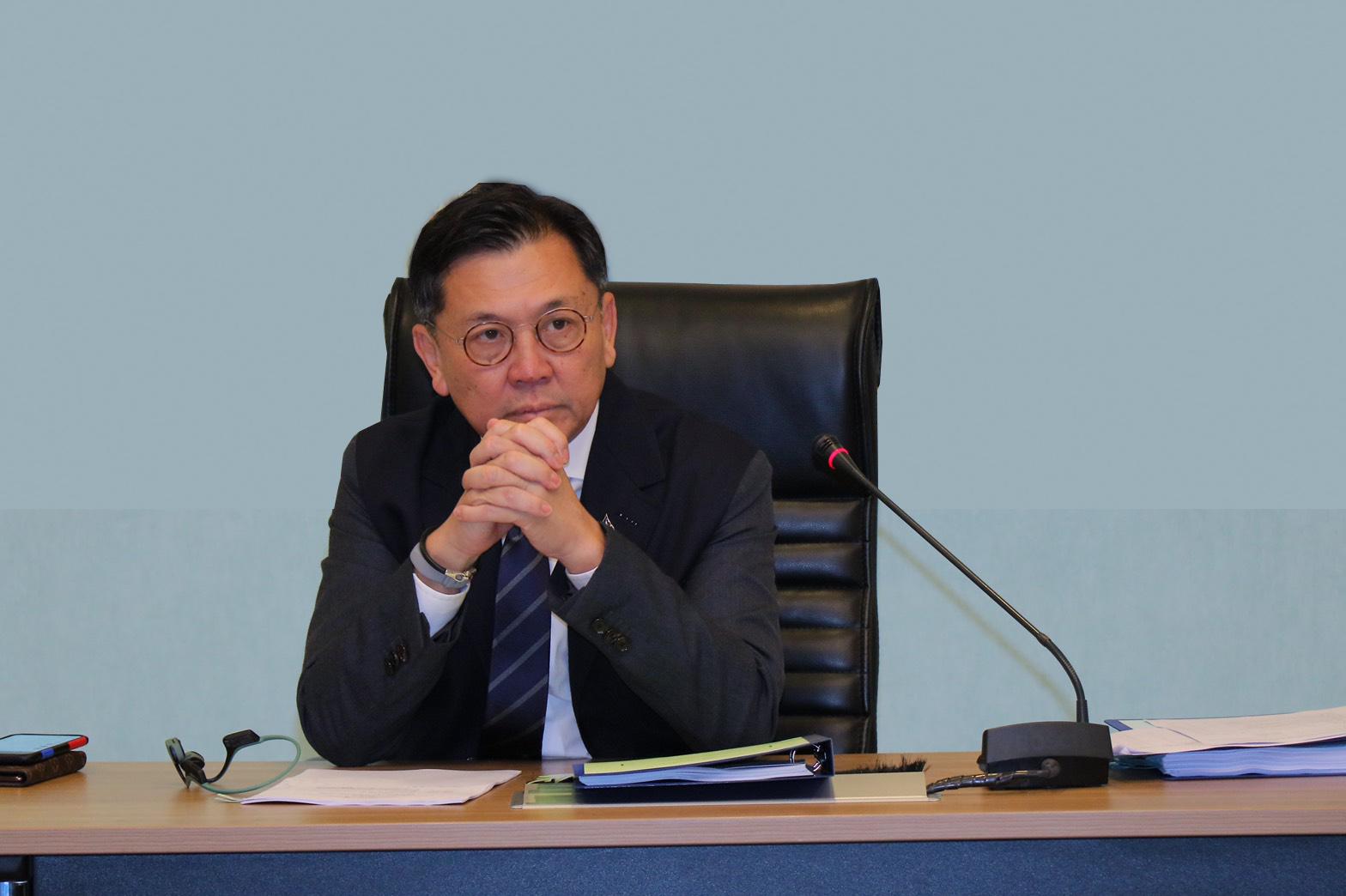 ทช. ประชุมสรรหากรรมการผู้ทรงคุณวุฒิ บริหารจัดการทรัพยากรทางทะเลและชายฝั่งแห่งชาติ