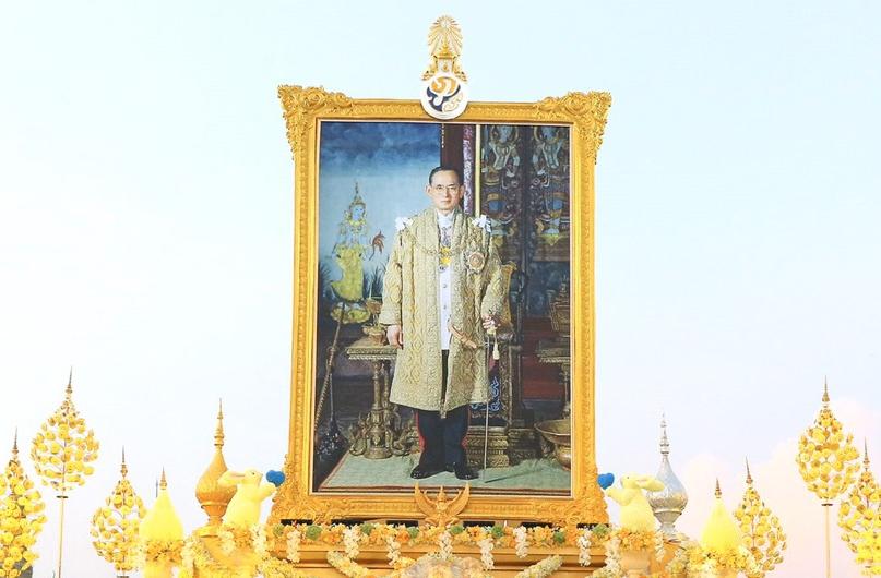 ทช. ร่วมวางพวงมาลาและถวายบังคม เนื่องในวันคล้ายวันสวรรคต พระบาทสมเด็จพระมหาภูมิพลอดุลยเดชมหาราช บรมนาถบพิตร