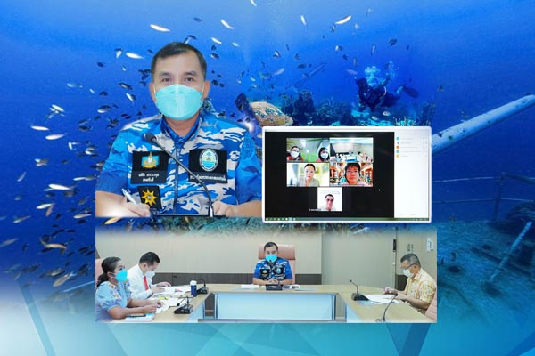 ทช. ประชุมพิจารณาร่างประกาศกระทรวงฯ เรื่อง มาตรการคุ้มครองทรัพยากรปะการังจากกิจกรรมท่องเที่ยวดำน้ำ