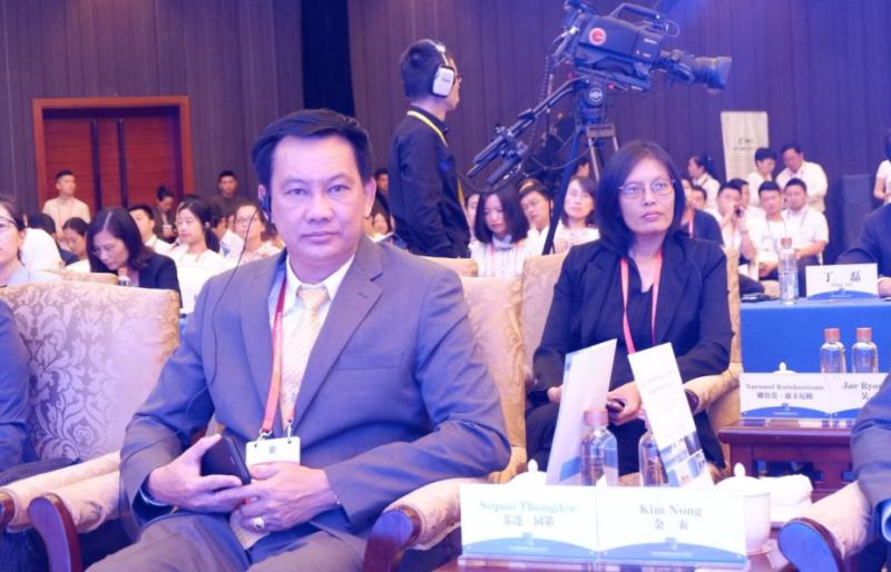 ทช.ร่วมประชุมสิ่งแวดล้อมนานาชาติประจำปี 2018 ที่เมือง Guiyang สาธารณรัฐประชาชนจีน